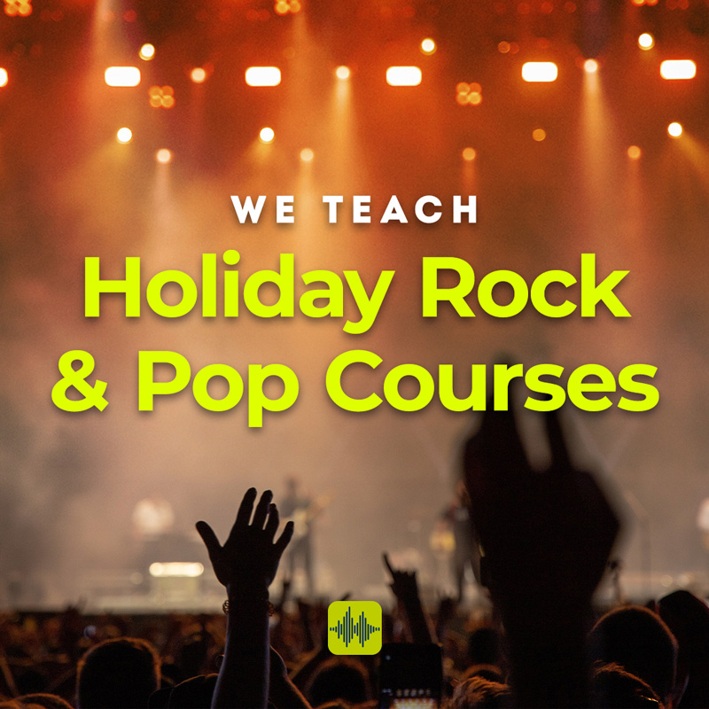 We Teach Holiday Courses